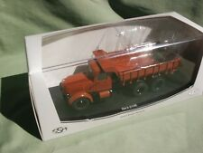 CAMION YAAZ 210 E BENNE CARRIERE EN RESINE 1/43 START SCALE MODELS