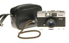 Rollei B35 Miniature Viewfinder Camera 35mm Carl Zeiss Triotar 3.5/40 Lens NICE!