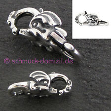 NEUHEIT - TROLLBEADS Silberverschluss - Drachen - Dragon - TAGLO-00019