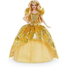 2020 Special Occasion Holiday Blonde Barbie - Release