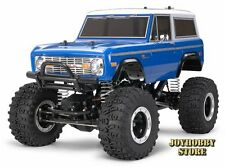 Tamiya 58436 1/10 RC Ford Bronco 1973 CR-01 Off Road Truck New In Box