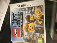 LEGO CITY UNDERCOVER THE CHASE BEGINS JEU NINTENDO 3DS ET 2DS
