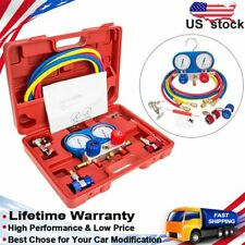AC Charging Hoses Tube Refrigeration 5FT Manifold Gauge R12 R22 410a R404z R134a