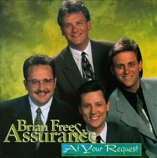 At Your Request by Brian Free & Assurance (CD 1995 New Day) Southern Gospel