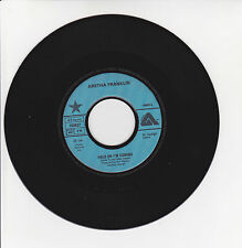 "Aretha FRANKLIN G BENSON Vinyl 7"" 45T HOLD ON I'M COMING -LOVE ALL THE HURT AWAY"