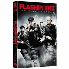 Flashpoint: Season 1, 2, 3, 4 DVD Set Sealed!