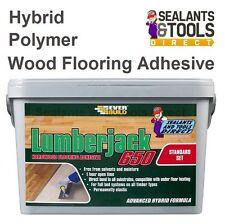 Everbuild Buff 14kg Lumberjack 650 Floor Adhesive 1