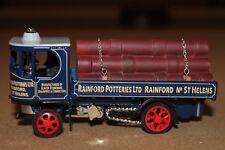 Matchbox Collectibles 1929 Garrett Steam Wagon w/load YAS09-M