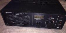 Realistic 80 Watt Solid State PA Amplifier MPA-80 Model 32-2026