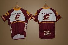 1420898ab Central Michigan Cycling Jersey - Primal Wear