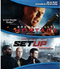 Hostage / Set Up [New Blu-ray] Ac-3/Dolby Digital, Dolby, Digital Theater Syst