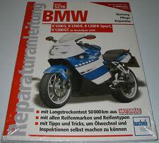 Reparaturanleitung BMW Motorrad K 1200 S / 1200 R / 1200 R Sport / 1200 GT NEU!