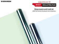 J Insulating Film - Reusable Transparent Window Insulator for Heat Control