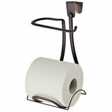 Idesign Toilet Paper Holders Axis Metal Holder, Over The Tank Tissue Organizer