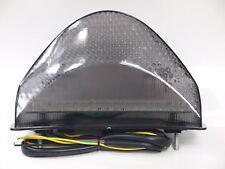 faro LED + intermittenti integrato HONDA HORNET 600 2007 2010 FUMé