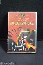 Die Verfluchten - Der Untergang des Hauses Usher (2003) DVD, Region 2