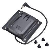 FEELWORLD Battery Adapter Base Plate  LP-E6 Lilliput 569 DT