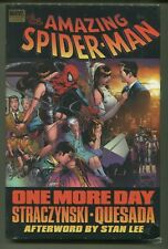 The Amazing Spider-Man:One More Day   Marvel Comics  sealed hardcover  MD8