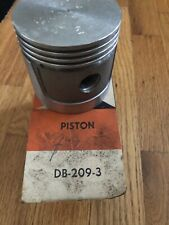 NOS Genuine Wisconsin Engine Piston DB-209-3