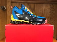ba945e67ab06 NIB Reebok Zigtech Wall Season 3 Zigescape Basketball Shoes Men s Size 11.5