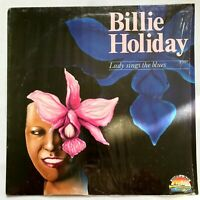 BILLIE HOLIDAY – Lady Sings The Blues 1986 Jazz VInyl LP Compilation VG+/VG+