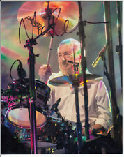 "Nick Mason Pink Floyd Signed Autograph 8""x10"" Photo"