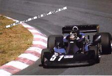 9x6 Photograph, Masahiro Hasemi  F1 Kojima KE007  Japanese GP Mount-Fuji 1976