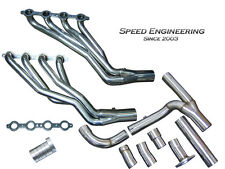 "Chevy & GMC Truck 1 3/4"" Longtube Headers & Y-Pipe 2007-2013 (4.8L, 5.3L, 6.0L)"