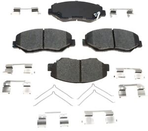 Frt Ceramic Brake Pads  ACDelco Professional  17D914CH