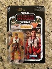 """Star Wars Vintage Collection Rise of Skywalker POE DAMERON 3.75"""" Action Figure"""