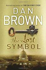 Dan Brown, The Lost Symbol (Robert Langdon), UsedLikeNew, Hardcover