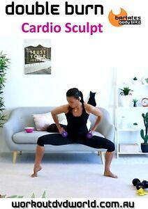 Body Sculpting Weights DVD - Barlates Body Blitz Double Burn Cardio Sculpt