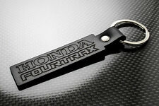 Honda Fourtrax Cuero Llavero Schlüsselring Llavero Quad TRX 420 Es