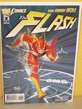 THE FLASH #2 - Greg Capullo Variant - DC NEW 52 - Francis Manapul BUCCELLATO