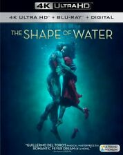 The Shape of Water 4K (4K UHD + Blu-ray + Digital)  Brand  New
