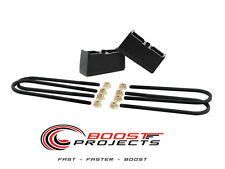 ReadyLift Suspension Rear Block Kits / 99-16 GMC Sierra / 66-3003