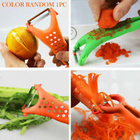 Double-headed Vegetable Fruit Peeler Parer Julienne Cutter Slicer Kitchen Gadget