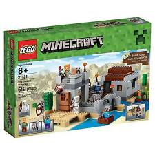 Lego Minecraft The Desert Outpost 21121 Age 8