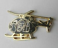 OH-6 CAYUSE HUGHES US ARMY HELICOPTER LAPEL PIN BADGE 1 INCH