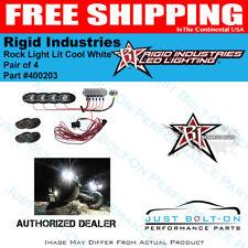Rigid Industries Rock Light Kit Cool White /4 400203