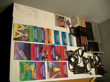 Texas Instruments TI-99/4A Home Computer System Gaming Console Games Manuals LOT