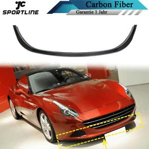 Carbon Frontlippe Frontspoiler Frontansatz Passt für Ferrari California T 15-18