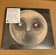 "Steven Wilson ""The Raven That Refused To Sing"" CD Blu-ray 2019 Sealed"