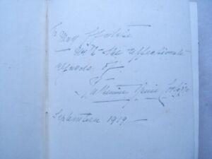 Emma Cullum Cortazzo 1919 JOURNALS AND LETTERS  *SIGNED* Katherine Cortazzo RARE