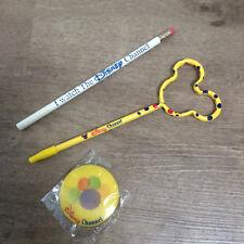 RARE 1997 Disney Channel UK goodie bag press kit items