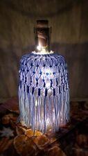 Gemütliche Dekobeleuchtung Handmade, LED Beleuchtung, UNIQUE ,22cm hoch