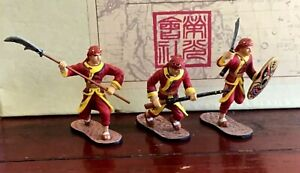 East of India. Kansu Braves, Chinese Imperial Army  Boxer Rebellion set CCC404