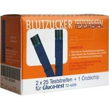 GLUCO Test Glicemia Strisce Test 50 ST