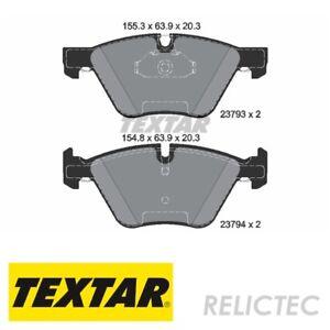 Front Brake Pads Set BMW:E60,E61,5 34116763617 34112339268 34116763618