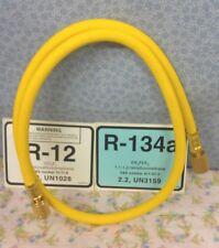"""R134a  to  R12  Special Refrigeration A/C Hose Adapter, 36"""" Long, Robinair"""